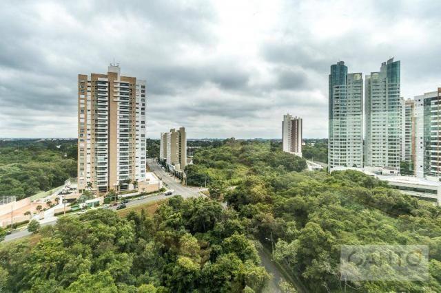 Laje/sala comercial para venda e locação no EuroBusiness, Ecoville, Curitiba - LEED Platin - Foto 18