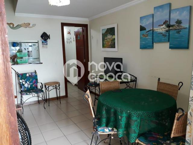 Apartamento à venda com 2 dormitórios em Biscaia, Angra dos reis cod:LB2CB36019 - Foto 11