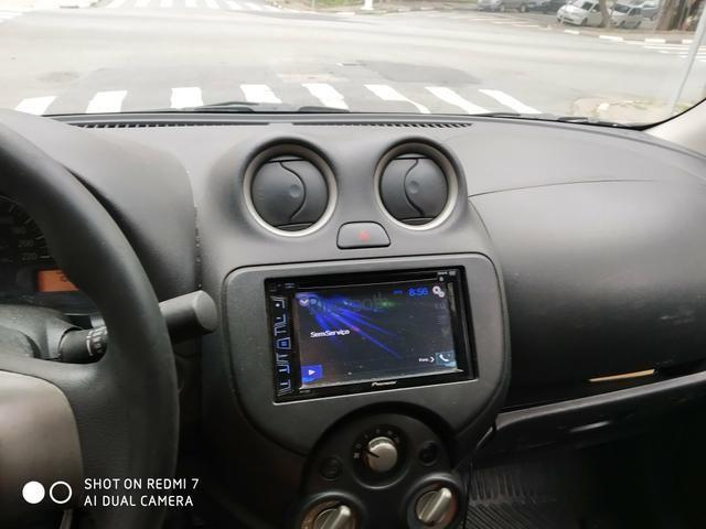 Nissan Versa S 1.6 16v 2014 (venda e troca) - Foto 5