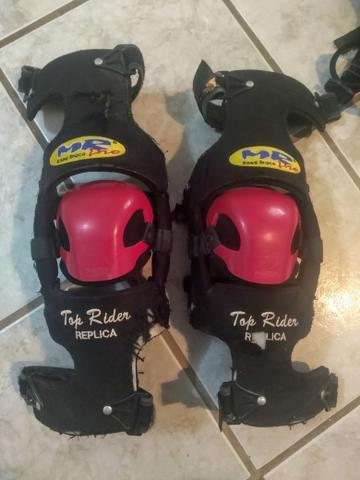 Kit equipamentos de trilha