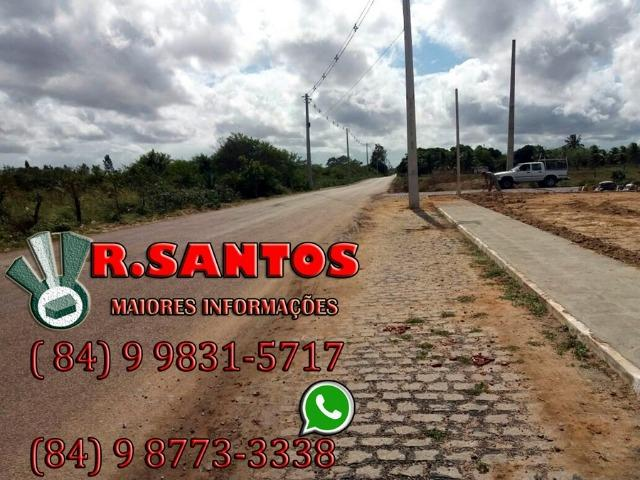 Terrenos Parcelados a partir de 250 reais em Parnamirim!
