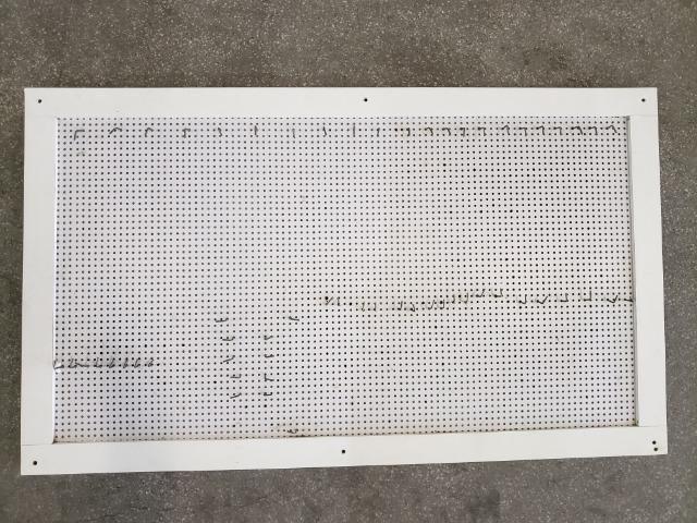 Painel perfurado para ferramentas 133 x 78 cm - Foto 2