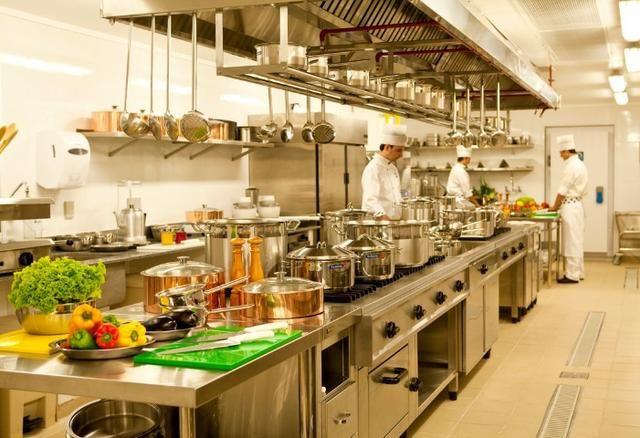 Cozinhas Industrial , Restaurantes, Hotéis , etc