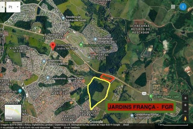 Lançamento Jardins França- Série Especial 25 anos Últimas Unidades