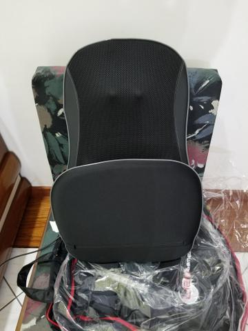 Assento Shiatsu 3D Massageador Semi Novo