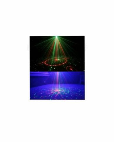 Projetor Holográfico De Estrelas Com Laser Lk-169 - Foto 2