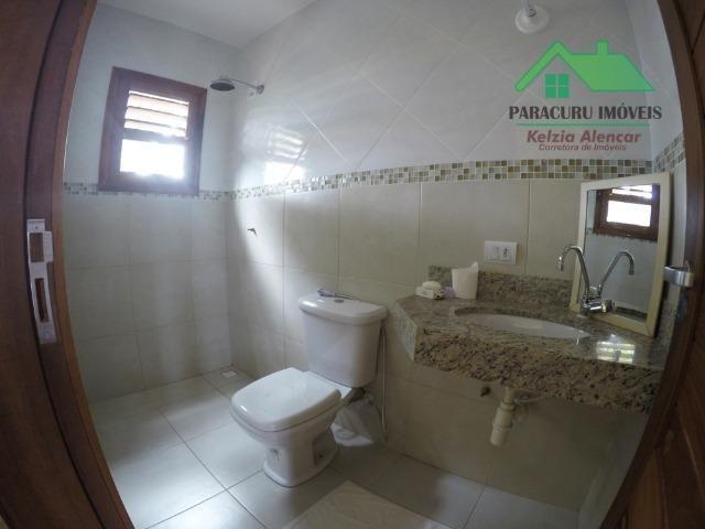 Casa alto padrão próximo ao centro de Paracuru disponível pra réveillon - Foto 14