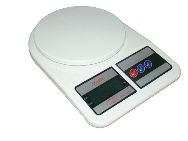 Mini Balança Digital De Precisão 1g A 10kg Cozinha