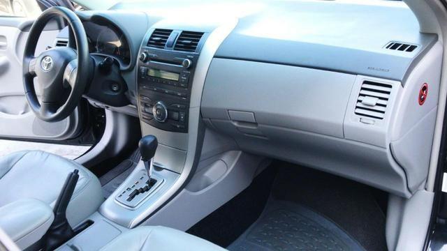Corolla 1.8 XEi Automático 2009 - Foto 14