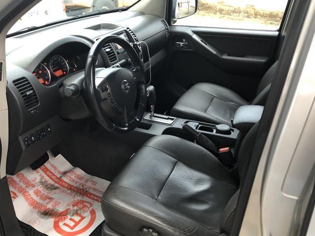Nissan Frontier SL 13/14 4x4 - Foto 8