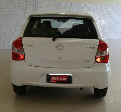 Toyota Etios Hatch X 1.3 Arthur Veiculos - Foto 9