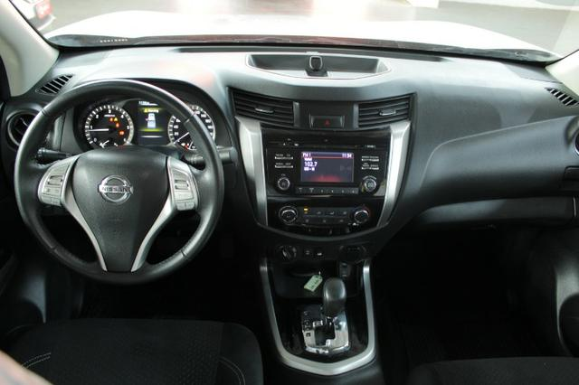 Nissan Frontier Se 2.3 4x4 A/t IPVA 2020 Gratis - Foto 7