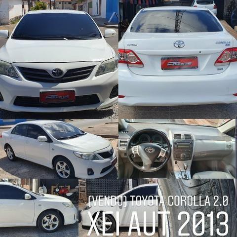 Corolla XEI 2.0 Aut 2013
