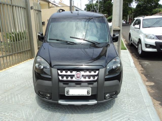 Doblo Adventure 1.8 8V (flex) 2010 - Foto 2