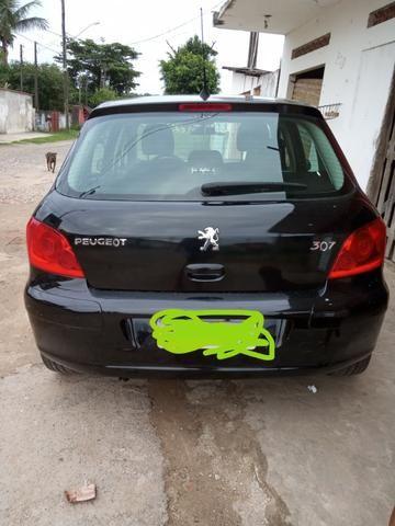 Peugeot 307 2010 flex em perfeito estado - Foto 4