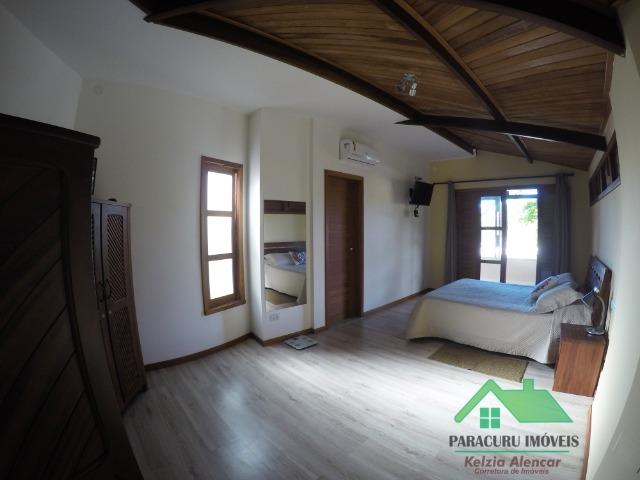 Casa alto padrão próximo ao centro de Paracuru disponível pra réveillon - Foto 17