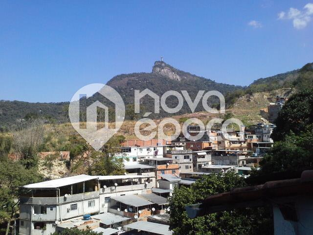 Casa à venda com 4 dormitórios em Santa teresa, Rio de janeiro cod:IP4CS5272