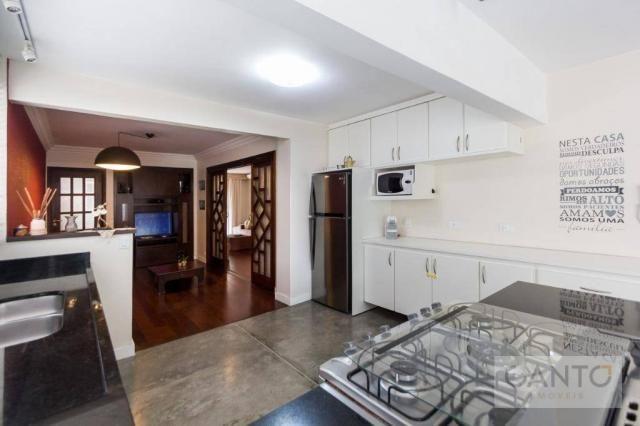 Apartamento garden com 3 dormitórios à venda no cristo rei, 157 m² por r$ 600 mil - Foto 8