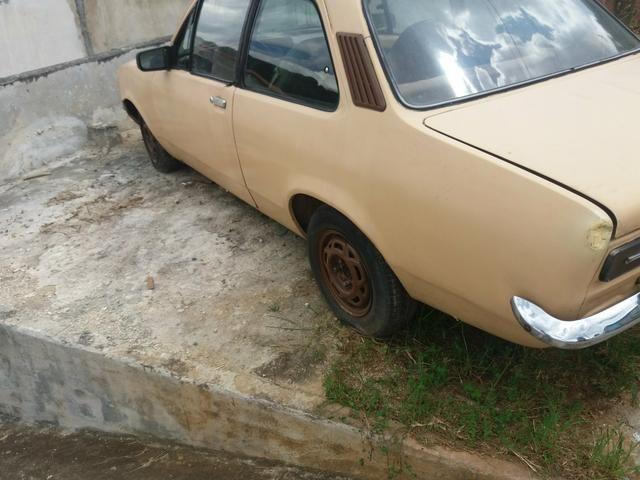 Chevette 1979 bege 1.4 ( ler descriçao ) - Foto 3