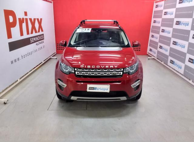 LAND ROVER DISCOVERY SPORT 2.0 16V SI4 TURBO HSE LUXURY 2015 - Foto 9