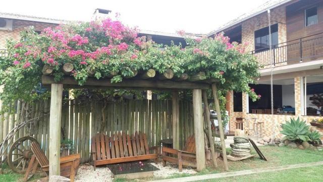 Praia Tabuleiro Barra Velha/SC com piscina 5 dormitórios - Foto 12
