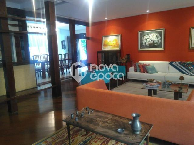 Casa à venda com 4 dormitórios em Santa teresa, Rio de janeiro cod:CO4CS36256