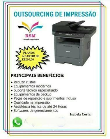 Toner e Impressoras - Foto 2