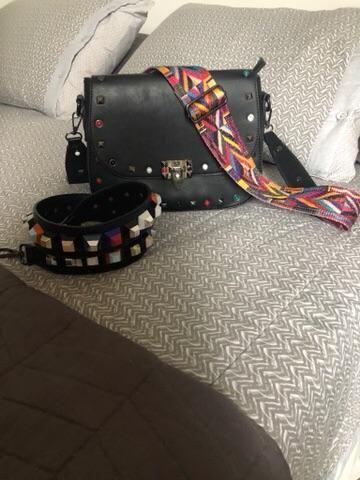 Bolsa nova com duas alças