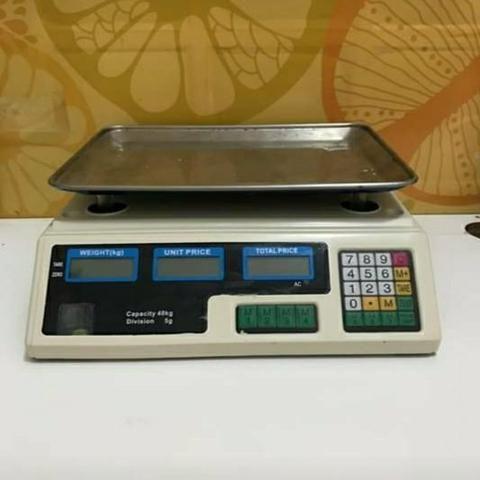 Balança comercial até 40 kg