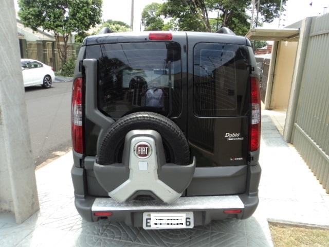 Doblo Adventure 1.8 8V (flex) 2010 - Foto 4