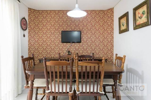 Sobrado com 3 dormitórios à venda no pilarzinho/bom retiro, 135 m² por r$ 530 mil - Foto 11