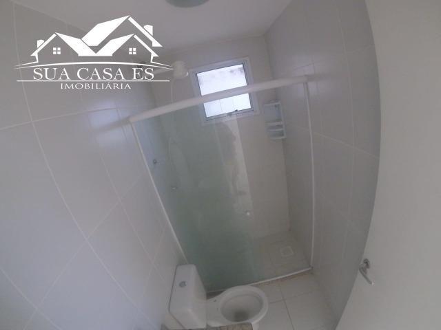 BN- Apartamento no Villaggio Manguinhos 2 quartos com suíte - Foto 12