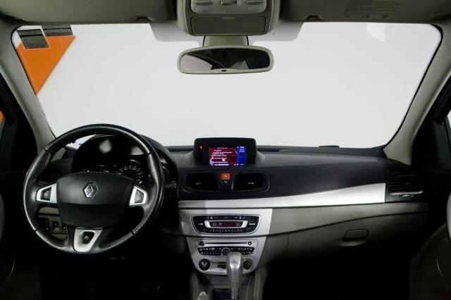 Renault FLUENCE Sedan Privilège 2.0 16V FLEX Aut - Prata - 2011 - Foto 11