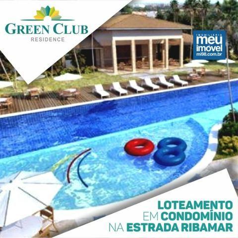 07 - Lotes Pronto p/ Construir, 400m da Estrada de Ribamar - Green Club - Parc. R$ 423!