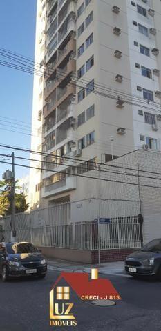 Ed. Maison Blanche - Umarizal Excelente Apartamento com 107m², 3/4, 1 vaga - Foto 3
