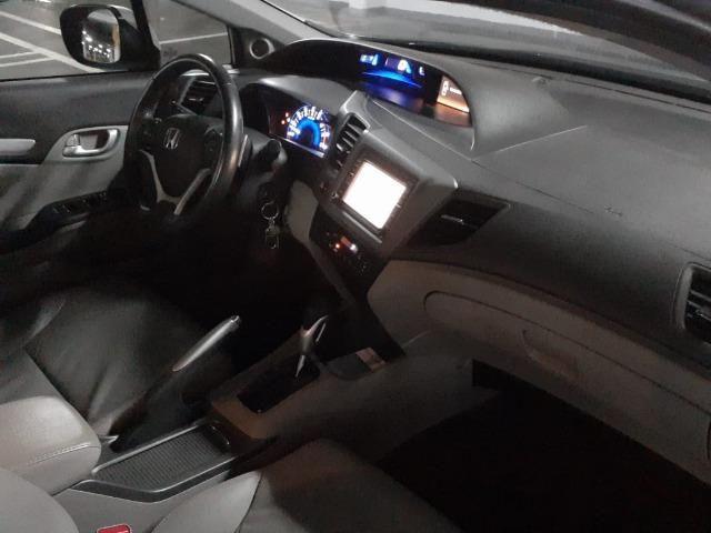 Honda Civic EXS 1.8 2012 - Foto 8
