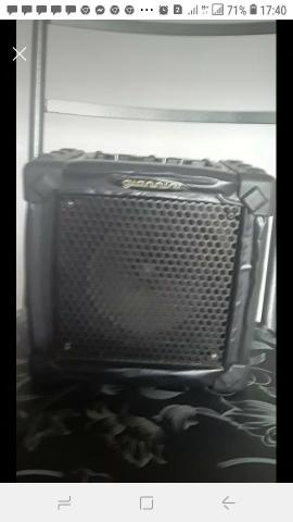 Caixa de som amplificador Giannini - Foto 3