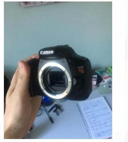 Camera Digital Canon EOS Rebel T2i