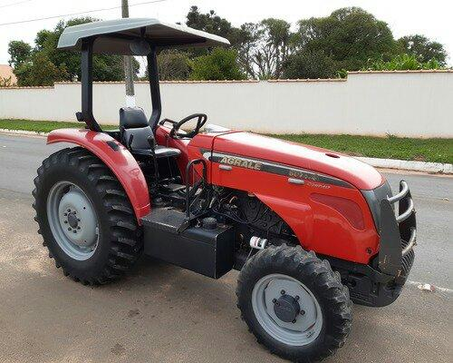 Trator 5075 Agralle 2011