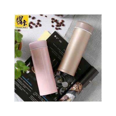 Guo Pao [pote tesouro] garrafa termica cerâmico com aço inoxidável 370ml - Foto 3