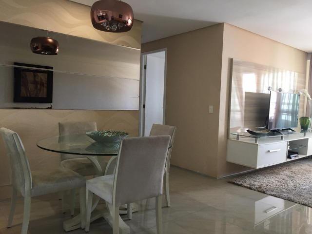 AP0296 - Apartamento 75 m², 03 quartos, 02 vagas, Ed. Solar de Sevillla, Fortaleza/CE - Foto 9