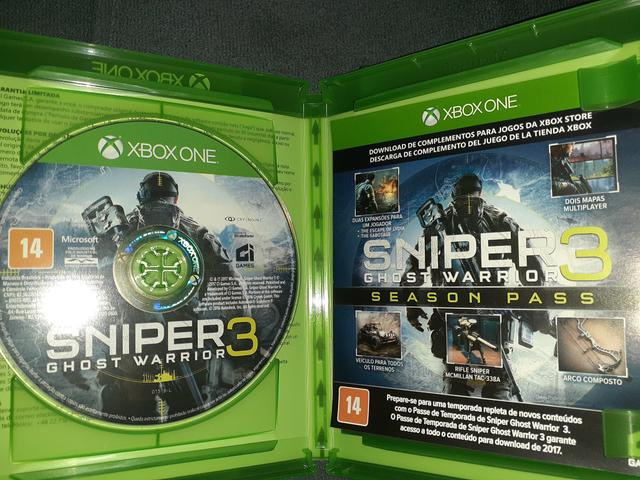 Sniper Ghost Warrior 3 Xbox One - Foto 2