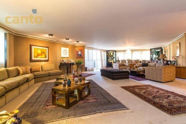 Apartamento à venda no springfield no batel em curitiba - ap0010