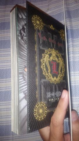 Death Note 13 (How to Read) Black Edition + Card Intacto - Foto 3