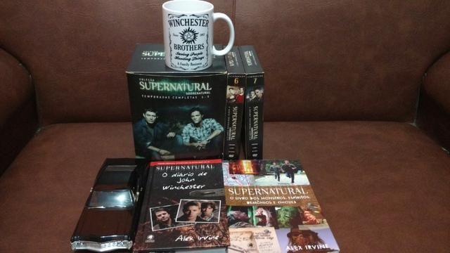 Kit Supernatural