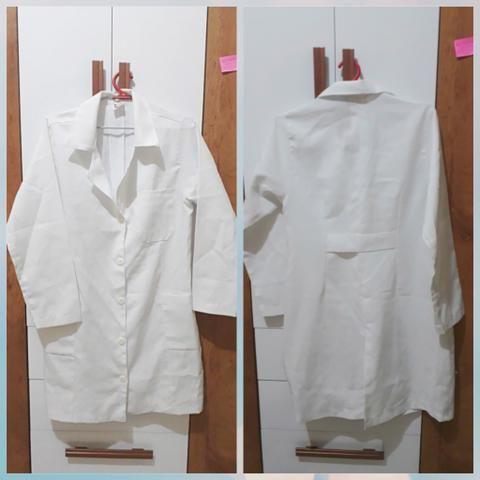 Jaleco Branco tradicional