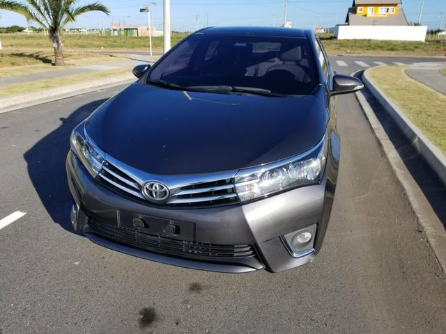 Toyota Corolla 2017 GLI