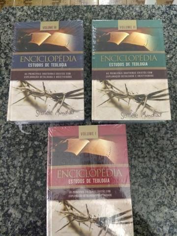 Enciclopédia Estudos de Teologia