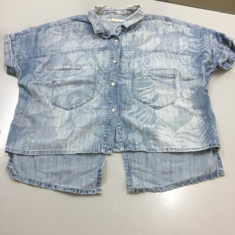 Camisa Jeans Maria Filó