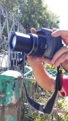 Câmera Fujifilm Profissional BARBADA